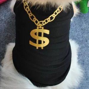 Doggie couture $ money gangsta shirt snoop dog
